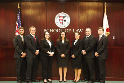 Barry Law Review Editorial Board 2013-2014
